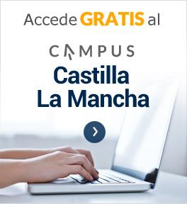 Accede GRATIS al Campus Castilla-La Mancha