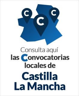 Consulta aquí las convocatoria locales de Castilla-La Mancha